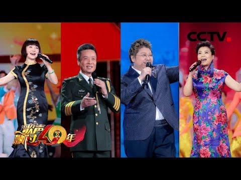《歌声飘过40年》用歌声承载记忆,见证40年的光荣与梦想! 20181220 | CCTV综艺