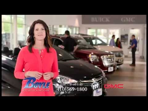 June Deals at Boyle Buick GMC