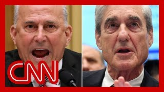 Lawmaker goes on angry tirade during Mueller questioning