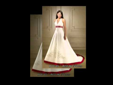 The Different Types of Wedding Dresses that are Available