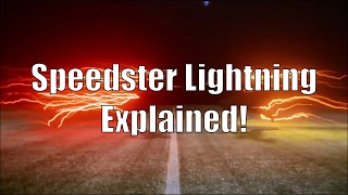 Speedster Lightning Color Explained