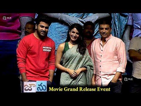 Jaanu Grand Release Event