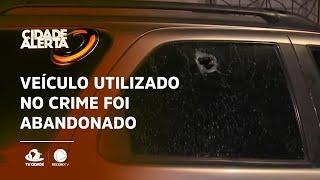MULHERES BALEADAS: Veículo utilizado no crime foi abandonado