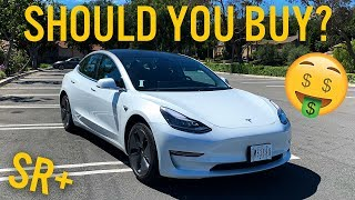 Your Questions ANSWERED - Tesla Model 3 Standard Range Plus