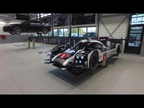 <p>The new Porsche Workshop in Maastricht: a video tour</p>