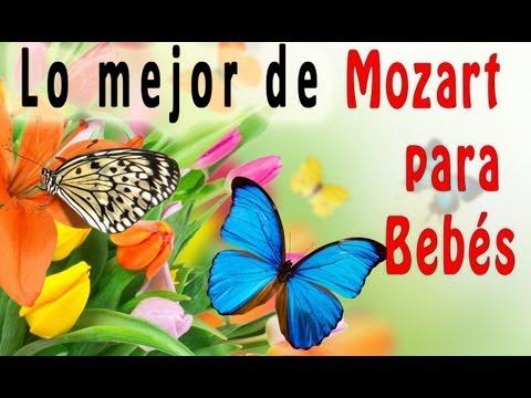 Lo mejor de Mozart para Bebes - 1 hora de musica para dormir bebes - Efecto Mozart Musica Clasica #