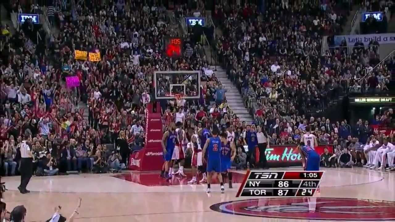 Jeremy Lin Raptors: The Jeremy Lin Show Vs. Toronto Raptors (2/14/12)