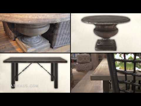 New 2015 Outdoor Furniture Collections | Arhaus Furniture