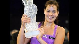 Ana Ivanovic vs Daniela Hantuchova Luxemburg 2007 Final Highlights