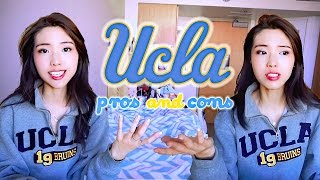 UCLA PROS AND CONS 2017 ✰ | Ally Gong