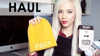 LLimWalker – October HAUL | American Apparel, Motel, Missguided etc.