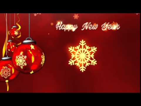 Happy New Year Background Footage - FreeFootages