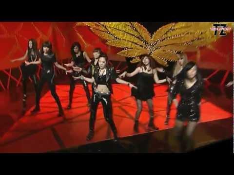 SNSD(소녀시대) RUN DEVIL RUN 런데빌런 Stage Mix~~!!