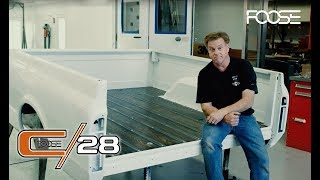 """Foose Design - 1967 Chevy """"C/28"""" Project – Part 2/8 (Truck Bed Customization)"""