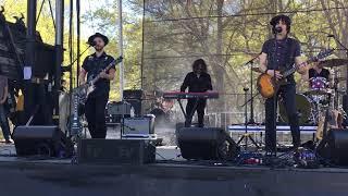 Jesse Malin Live - Turn Up the Mains - Mayday Fest LI NY 5/11/19