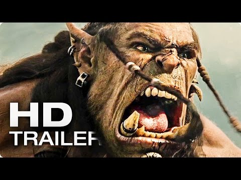 Warcraft Trailer German Language, Warcraft Offical Trailer german