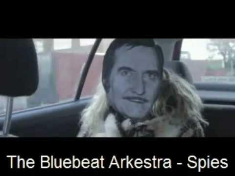 The Bluebeat Arkestra on Fatsa Fatsa Show hosted By Kim Nicolaou - Spies