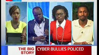 Cyber bullies policed:The Big Story full bulletin-part two