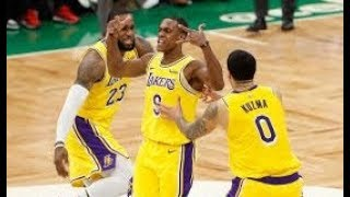 Los Angeles Lakers vs Boston Celtics NBA Full Highlights (8th February 2019)