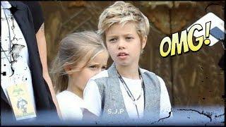 Brad Pitt et Angelina Jolie : Leur fille Shiloh prête à changer de sexe ?