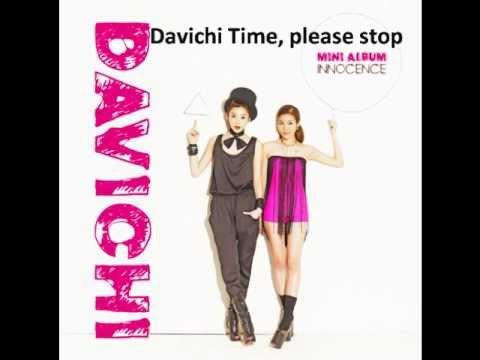 Davichi Time, please stop [Romanization + eng sub]