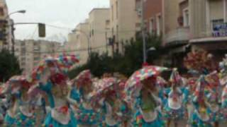 La Kochera en el desfile de 2010