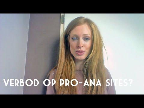 VIDEO | Pauw: Pro-Ana Sites Verbieden?