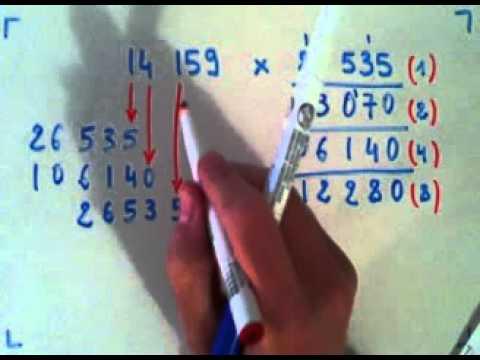 Cubes magiques de for Connaitre ses tables de multiplication