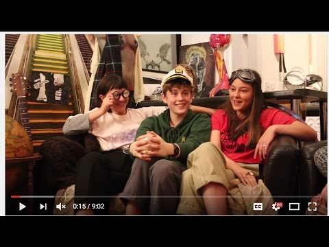 The Orielles interview with Teletarts