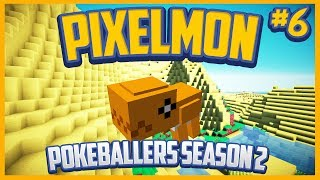 Pixelmon Server Pokeballers Adventure Season 2 Episode 6 - We Need More Pokemon For This Gym!