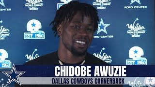 Chidobe Awuzie: A Great Challenge | Dallas Cowboys 2020