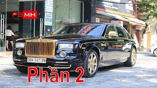 Những thương hiệu siêu xe hàng đầu thế giới mà bạn có thể bắt gặp ở đường phố Việt Nam - Phần 2