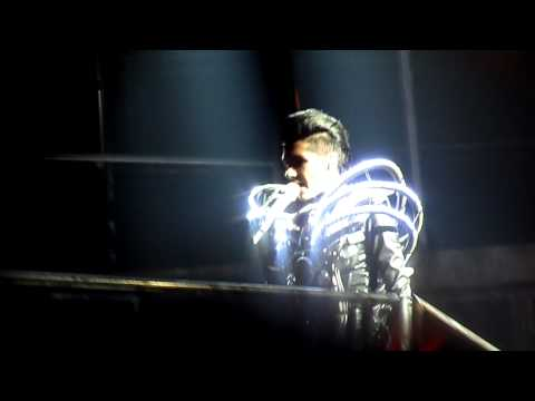 Tokio Hotel - Träumer  HD Video am 14.04.2010 in Paris