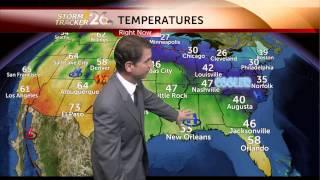 NBC 26 Weather forecast for Augusta, GA - 02/06/2015