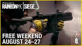 Rainbow Six Siege - Free Weekend Trailer