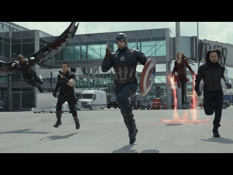 Captain America: Civil War - Trailer World Premiere, Captain America vs Iron man,, Let the game begin!