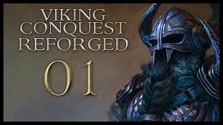 Viking Conquest Reforged Gameplay Let's Play Part 1 (BORGAR RETURNS!)