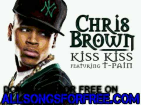 Baixar chris brown ft. t-pain - Kiss Kiss (Instrumental) - Kiss Kis