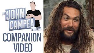 Can Jason Momoa Be A Comedy Star - TJCS Companion Video
