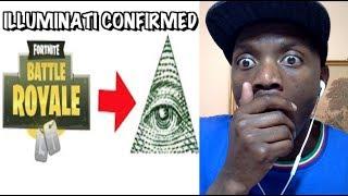 Fortnite is Illuminati *ILLUMINATI CONFIRMED*