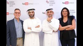 دبي.. أول مساحة إبداعية لـquotيوتيوبquot في الشرق الأوسط     -