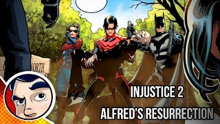 "Injustice 2 ""Ressurrection of Alfred / Supergirls Origin"" - Complete Story 