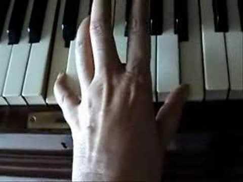 PIANO INDEPENDENCIA DE DEDOS