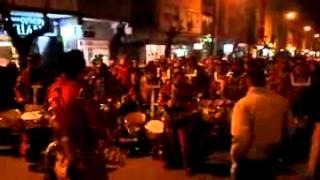 Caribe desfila durante Las Candelas de 2006