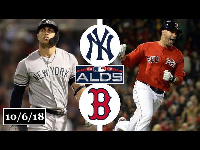 MLB/紅襪在紐約開香檳! 險勝洋基晉美聯冠軍戰
