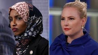 Meghan McCain Blames Ilhan Omar For White Supremacist Terror