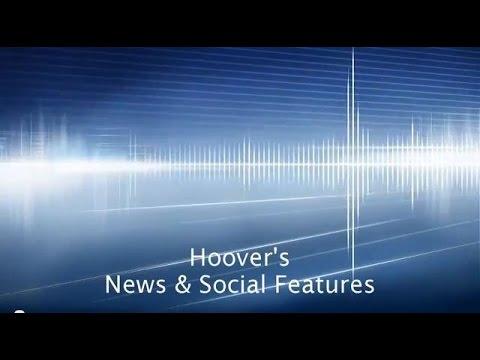 Các Tính năng Xã hội & Tin tức Hoover's