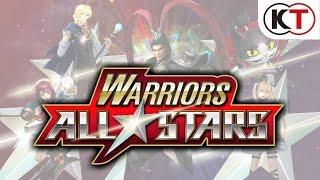 Warriors All-Stars - Reveal Trailer