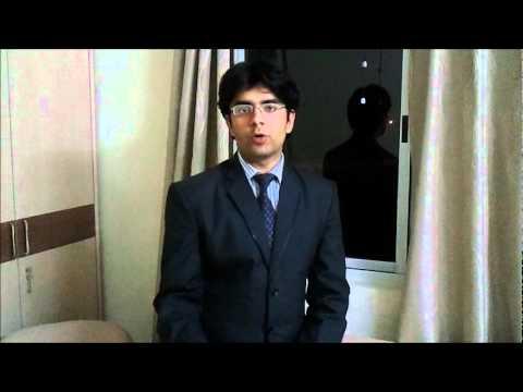 MentorSpeak: Consilium 2012 IIM Ranchi - Ankur Gulati