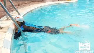 Học Bơi Sải Chuyên Nghiệp - Hướng Dẫn Dạy Bơi Sải Chi Tiết Tối Ưu Nhất ( Phần 1 )